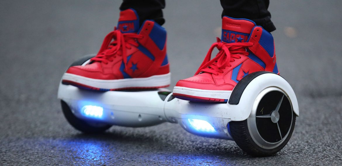 10 most colorful & high-grade hoverboards of 2019