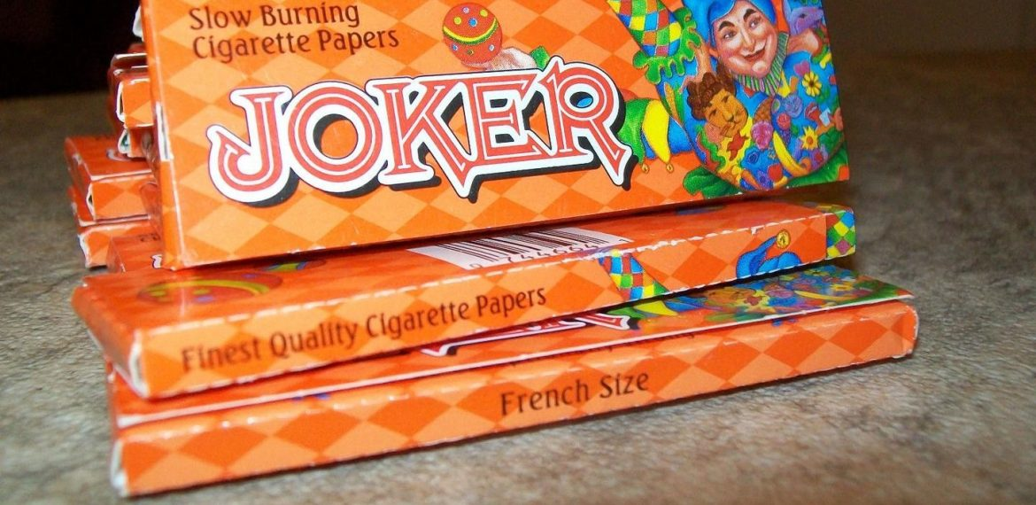All About Joker Rolling Papers: A Cigarette Rolling Guide